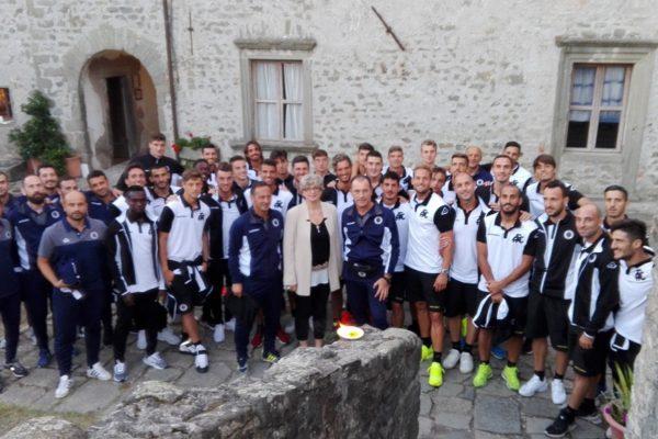 Spezia Calcio - Castello del Piagnaro